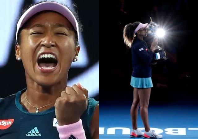 Naomi Osaka Wins Australian Open Sets Become World Number One Female Tennis Player