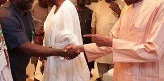 BREAKING: after his massive win, Buhari Set to Sack Amaechi, Lai Mohammed, Fashola, Others