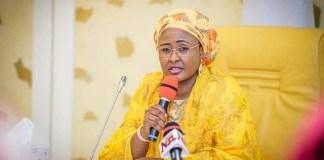 Aisha Buhari Drops another Bombshell, Gives a Shocking Directive