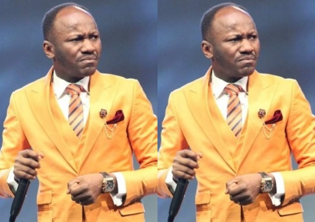 Nigerian Man Embarrasses Apostle Suleman during Church Service in Canada