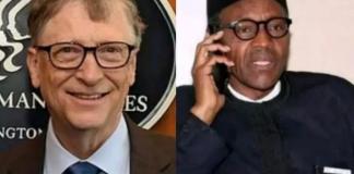 Full Details of Buhari and Bill Gates Phone Conversation