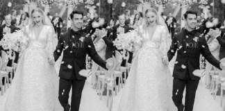 Photos from Sophie Turner and Joe Jonas French Wedding