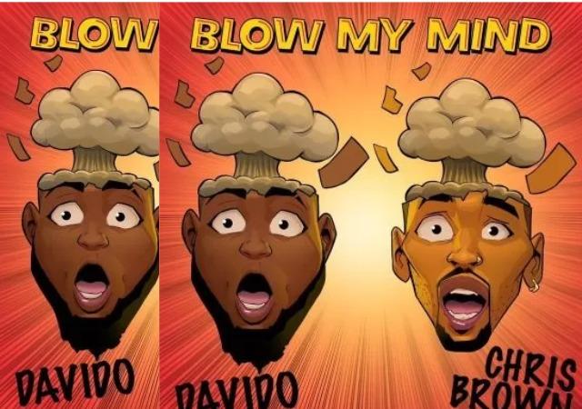 Davido Ft. Chris Brown – Blow My Mind [Lyrics]