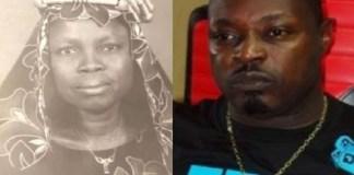 Veteran Nigerian rapper EEDRIS ABDULKAREEM'S mum dies at 96