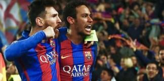 Neymar Mocks His Own Club as Plans to Leave PSG Thickens