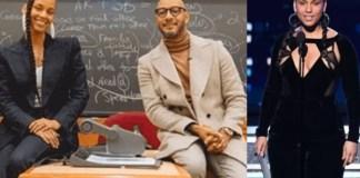 Grammy Award Winners Alicia Keys and Swizz Beatz Present Case Study at Harvard Business School