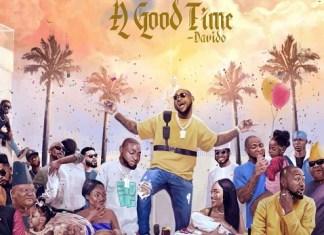 """Davido releases new album """"A Good Time"""""""