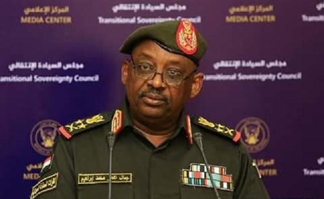 Jamaleldin Omar Sudan's Minister of Defense Lt Gen Dies Of Heart Attack