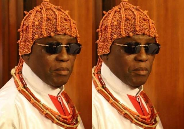 Benin Monarch Explains His  Alleged Insult On President Buhari As Fake News