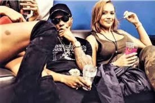 Wizkid's Babymama, Jada P, Exposes Who Her Son Looks Like (Photo)