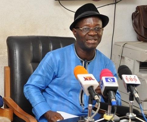 Gov Obaseki's Commissioner For Information and Orientation, Paul Ohonbamu Resigns