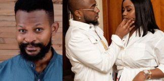 Marry Chioma This Year and Win Grammy - Uche Maduagwu Advises Davido