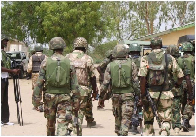 Bandits killed By Nigerian Millitary In Kaduna.