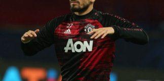 Manchester United Left-Back Tests Positive for Coronavirus