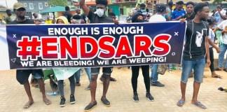 #ENDSARS:Protest Worsen Political Risk Exposure across Africa