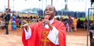 Mbaka Reveals Those behind His sudden Disappearance