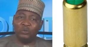 Army used blank bullets during lekki shooting – Former spokesman Sani Usman reveals