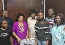 Former President Goodluck Jonathan Turns 63 (Photos)