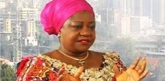 Nigeria Is Safer and Better Under Buhari - Lauretta Onochie