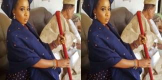 Queen Ola, Estranged Wife of Alaafin of Oyo, Reveals Her Hidden Battles to Celebrate Her Birthday