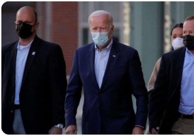 Joe Biden Sacks U.S. Surgeon General, Adams