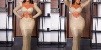 BBNaija Star, Cee-C Shares Birthday Photos as She Marks 28