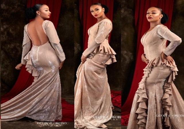 Arewa Twitter Users Slam Actress Rahma Sadau over Her Backless Dress