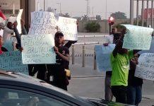 SSANU Begins Warning Strike with Protest
