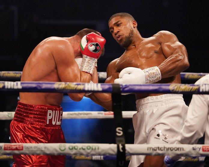 Anthony Joshua Defeated Pulev, Retain World Heavyweight Titles