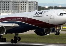 Passengers Stranded As Staff Ground Arik Air Operations (Photo)