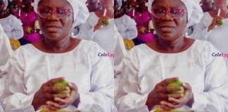 Nigerian Veteran Actress Becomes PhD Holder