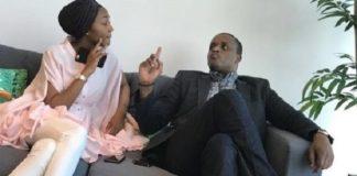 Buhari's Daughter, Zahra Celebrates Husband on His Birthday (Photo)