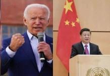 China Flies Warplanes to Taiwan, Tests Biden's Foreign Policy