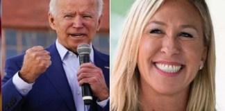 Breaking: Republican Congresswoman Move to Impeach President Joe Biden