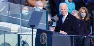 Joe Biden Sworn In As America's 46th President [Photos]