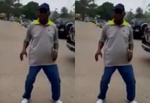 Viral Video Of Former President Of Nigeria Dancing