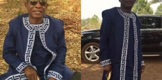 Actor, Nkem Owoh Celebrates Birthday with New Photos