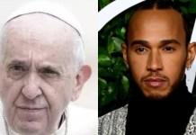 Lewis Hamilton Slams Catholic Church for Refusing to Bless Same-Sex Marriage