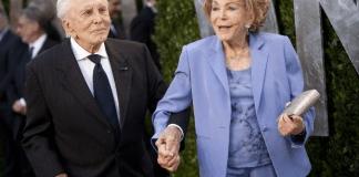 Anne, Widow of Late Actor Kirk Douglas, Dies at 102