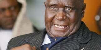 Former President Of Zambia Kenneth Kaunda Is Dead