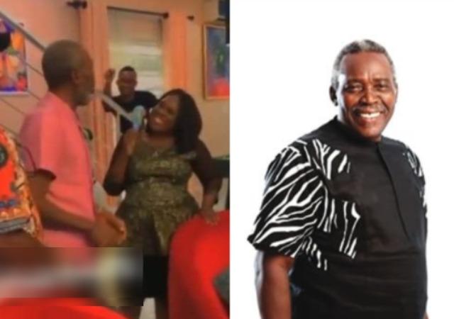 Olu Jacobs' Death: Joke Silva Debunks Rumor of Husband Death