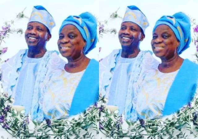 Pastor Adeboye and wife, Folu, celebrate 54th wedding anniversary