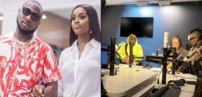 """With A Big """"NO"""" Davido Denies Being Engaged To Chioma During An Interview In US"""