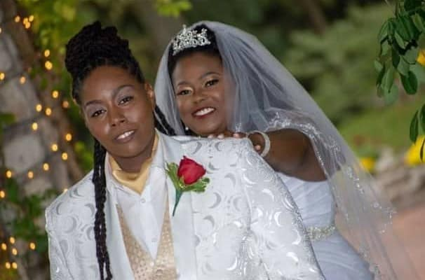 9009539 49bb3a772e104696ad3ead3095c1c4e2 jpeg jpeg86cfbe71ae06c0b79a11808b75833025 - Nigerian Lady Marries Her Lesbian Partner -See Photos From The Wedding