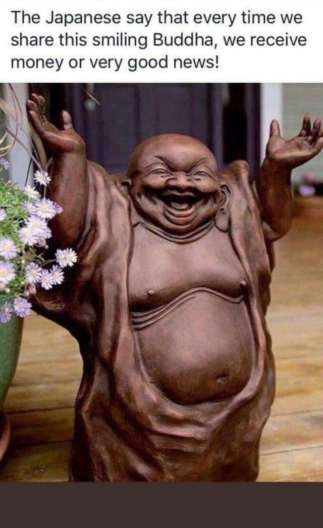Daddy Freeze, Buddha