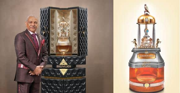 Worlds most expensive perfume that cost %E2%82%A6471 million launched in Dubai - 5 things you should know about the world's most expensive perfume