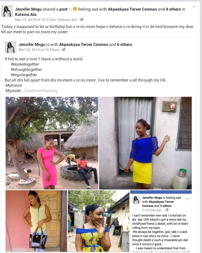gistreel 115 - Nigerian bride to-be, goes to sleep and never wakes up, just a week to her wedding
