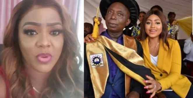Helen Paul reacts to Regina Daniels' marriage to billionaire Ned Nwoko