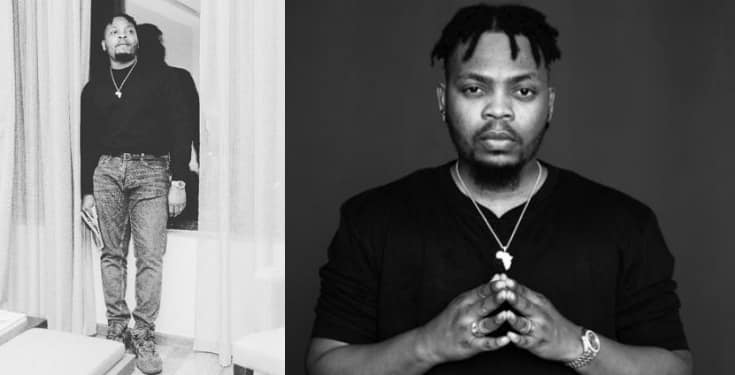 'It's better you follow a police officer to the station' - Olamide