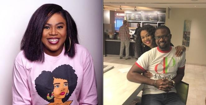 Daniel Ademinokan celebrates wife Stella Damasus on her 41st birthday